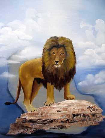 The Lion of Judah Prevails